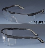 Adjustable Protective Eyewear