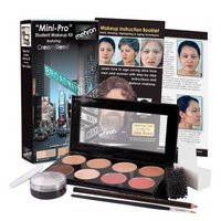 Mini Pro Professional Make Up Kit Medium to Olive