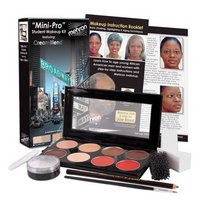 Mini Pro Professional Make Up Kit Medium Dark to Dark