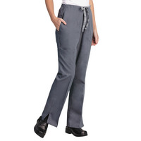 Fashion Seal Healthcare Womens Fashion Poplin Flare Cargo Pant