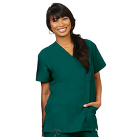 Fashion Seal Healthcare Unisex Simply Soft 3 Pocket Scrub Shirt