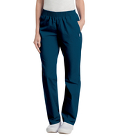 Landau   Womens Classic Relaxed Pant (Regular Length)