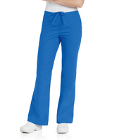 Landau Womens Natural Flare Leg Pant (Regular Length)
