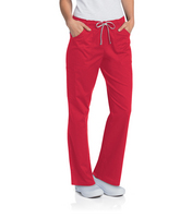 Landau All Day Womens Full Elastic Cargo Pant (Petite)