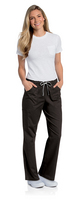 Landau All Day Womens Full Elastic Cargo Pant
