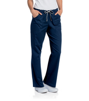 Landau All Day Womens Full Elastic Cargo Pant (Tall)