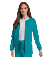 Landau Scrubzone Womens Warm Up Jacket