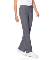 Landau Womens Flare Leg Pant (Regular Length)
