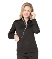 Landau Womens Empower P  Tech Warm  up Jacket
