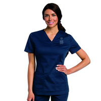 Womens Nursing Emblematic Scrub Top