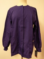 Grape Scrub Jacket