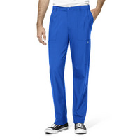 Mens Flat Front Cargo Pant