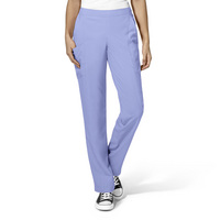WonderWink W23 Womens Flat Front Double Cargo Scrub Pant 5155, PreOrder Only