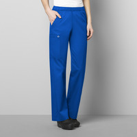 WonderWink WWK Womens Pull on Cargo Scrub Pant 501