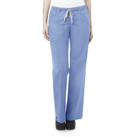 WonderWink WWK Womens Straight Leg Cargo Scrub Pant 504 Tall, PreOrder Only