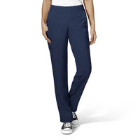 Womens Flat Front Double Cargo Pant