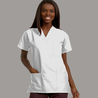 VNeck 3 Pocket Scrubs Shirt