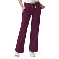 WonderWink FFX Womens Sporty Cargo Scrub Pant, 5214 Tall