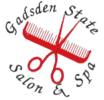 Salon & Spa Logo  Embroidery