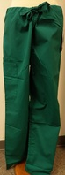 Hunter Green Unisex Pant