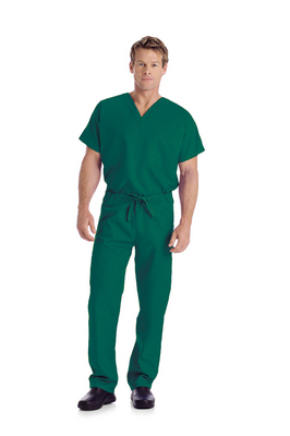 Reversible Unisex Scrub Top