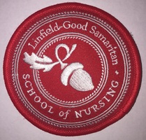 School of Nursing Uniform Patch