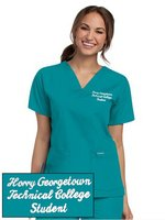 Womens Shirt , Teal