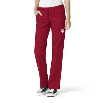 IND1 Womens Straight Leg Cargo Pant