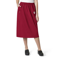 WonderWink WWK Womens Pull on Cargo Skirt, 701IND1