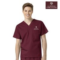 College of Nursing Unisex Scrub Top