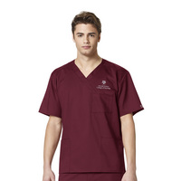 WonderWink TAMUCON Mens Vneck Scrub Top 103TAM3