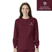 TAMUCON Unisex Snap Jacket