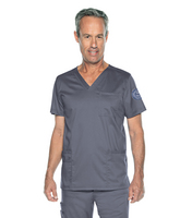 MENS V NECK 4 POCKET TOP