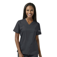 WonderWink Nursing WWK Womens VNeck Scrub Top, 101SFC1