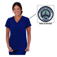 SON Ladies ShortSleeve Zipper