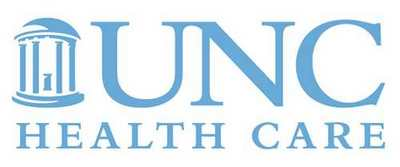 UNC Health Care Emboidery Logo