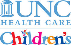 UNC Health Care Childrens Embroidery Logo
