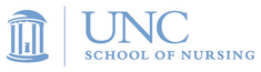 UNC School of Nursing Embroidery Logo