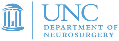 UNC Department of Neurosurgery Embroidery Logo
