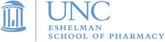 UNC Eshelman School of Pharmacy Embroidery Logo