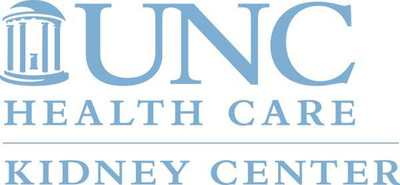 UNC Kidney Center Embroidery Logo