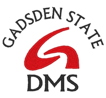 DMS Logo Embroidery