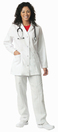 Womens Lab Coat