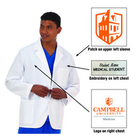 Mens 30 Medical Coat