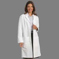 LAB COAT WHITE MEDIUM