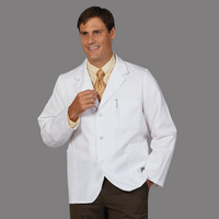 Fashion Seal Healthcare Unisex 6535 Fine Line Twill 30 Consultation Jacket