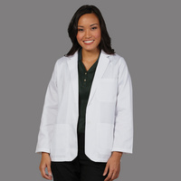 Fashion Seal Healthcare Womens 6535 Fine Line Twill 28 Consultation Jacket