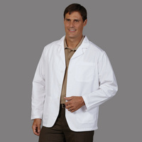 Fashion Seal Healthcare Mens 8020 Poplin 30 Consultation Jacket