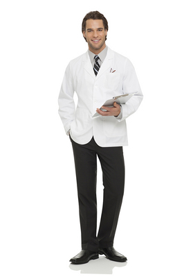 Landau Mens Consultation Coat