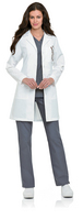 Landau Womens Lab Coat (Regular Length)